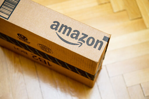 Amazonpaket in France