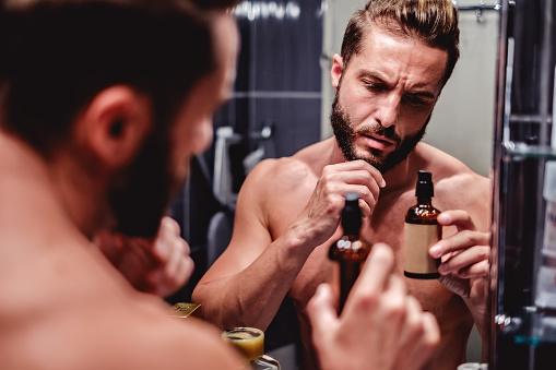 Kosmetik für den Herren