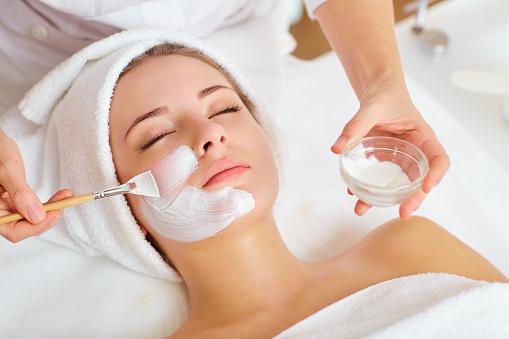 Kosmetik für die Dame
